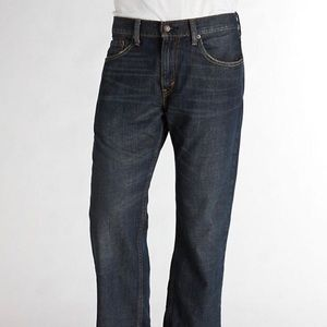Levis 559 Original Riveted Relaxed Fit Jeans
